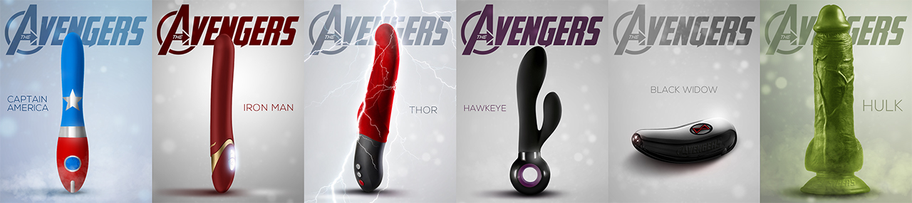 The Avenger Vibrators